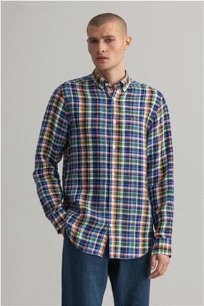 "Gant ανδρικό πουκάμισο καρό ""Madras"""