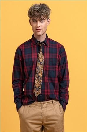 "Gant ανδρικό καρό πουκάμισο με μία τσέπη ""Regular fit Tech Prep ™ Winter"""