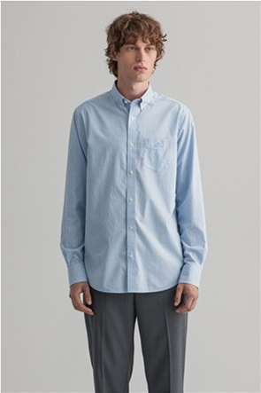Gant ανδρικό πουκάμισο με mini check pattern Regular Fit
