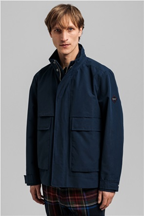 "Gant ανδρικό μπουφάν με μεγάλες flap τσέπες ""Rough Weather"""