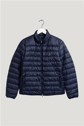 "Gant ανδρικό μπουφάν καπιτονέ με κεντημένο logo ""Light down"""