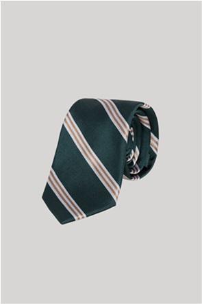Gant ανδρική μεταξωτή γραβάτα με ρίγες