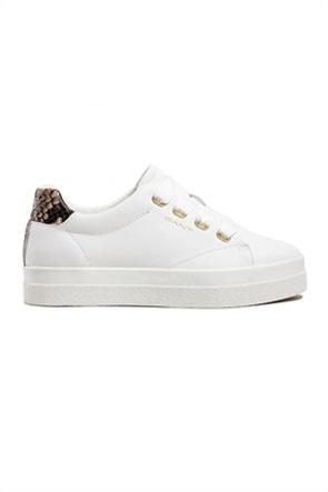 Gant γυναικεία sneakers με contrast λεπτομέρεια ''Avona''
