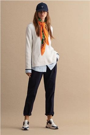 Gant γυναικείο chino παντελόνι ψηλόμεσο
