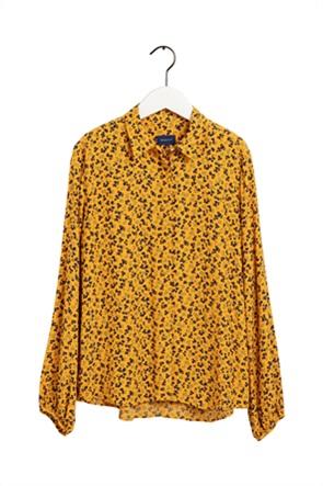 Gant γυναικείο πουκάμισο με floral print