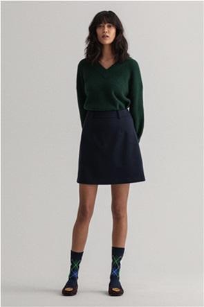 """Gant γυναικεία mini φούστα σε A γραμμή """"Jersey"""""""