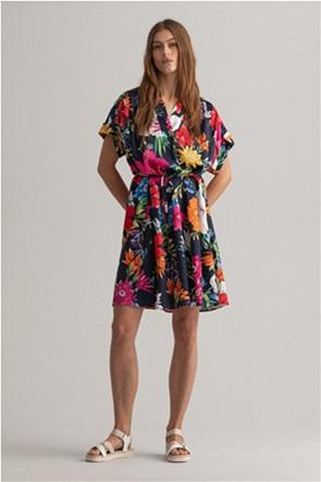 "Gant γυναικείο mini φόρεμα με all-over print ""Humming Floral"""