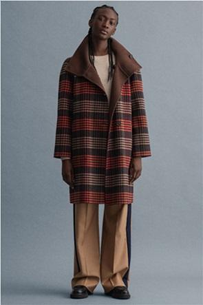"Gant γυναικείο κασμηρένιο παλτό διπλής όψης ""Α Line"""