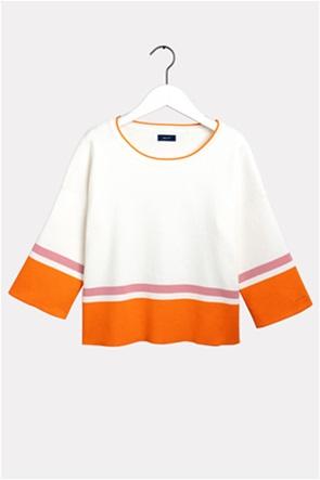 Gant γυναικείο πουλόβερ γυναικείο πουλόβερ colourblocked