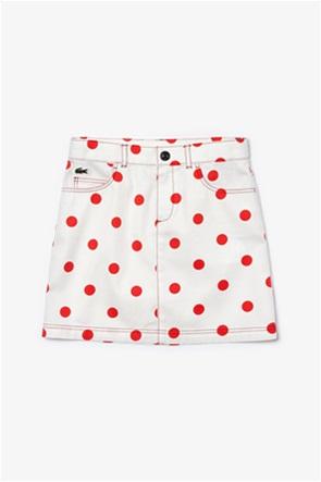 """Lacoste παιδική φούστα """"Polka Dot Print"""""""