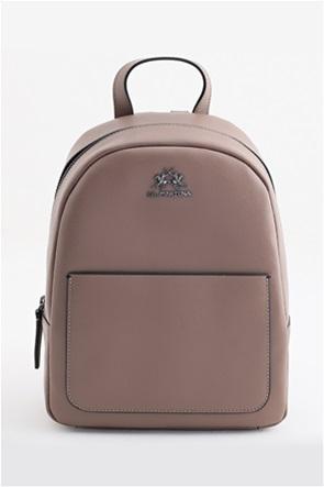 "La Martina γυναικείο backpack με μεταλλικό λογότυπο ""Urban"""