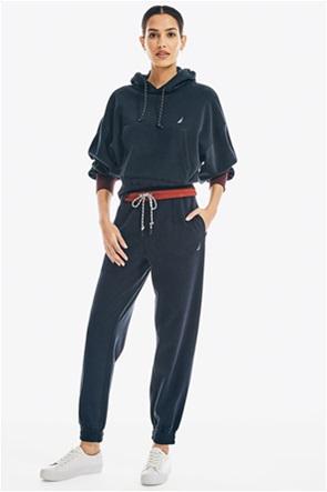 Nautica γυναικείο παντελόνι φόρμας με κεντημένο λογότυπο