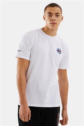Nautica ανδρικό T-shirt με κεντημένο λογότυπο ''Patroon''