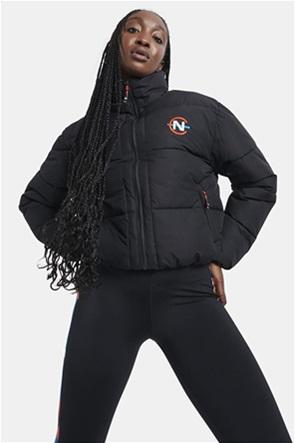 Nautica γυναικείο μπουφάν καπιτονέ με κεντημένο λογότυπο