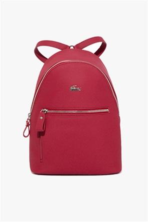 "Lacoste γυναικείο backpack ""Classic Coated Piqué"""