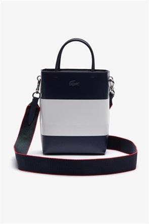 Lacoste γυναικεία bucket τσάντα colourblocked