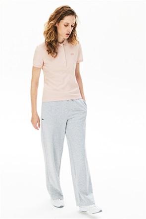 """Lacoste γυναικεία πόλο μπλούζα """"Stretch Cotton Piqué"""""""