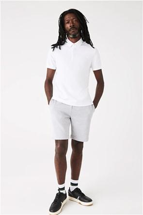 """Lacoste ανδρική πικέ μπλούζα πόλο """"The Paris Polo"""""""