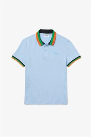 Lacoste ανδρική πόλο μπλούζα με ρίγες