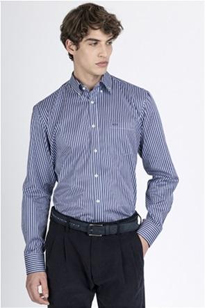 "Paul&Shark ανδρικό πουκάμισο με ριγέ σχέδιο ""Twill"""