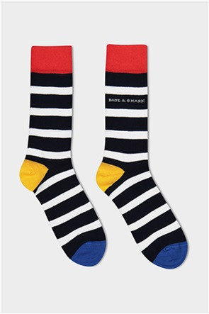 Paul&Shark ανδρικές κάλτσες με ριγέ σχέδιο