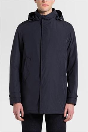 "Paul&Shark ανδρικό μπουφάν μονόχρωμο ""Typhoon carcoat"""