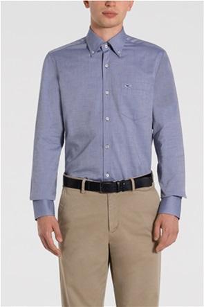 """Paul&Shark ανδρικό πουκάμισο μονόχρωμο """"Oxford"""""""