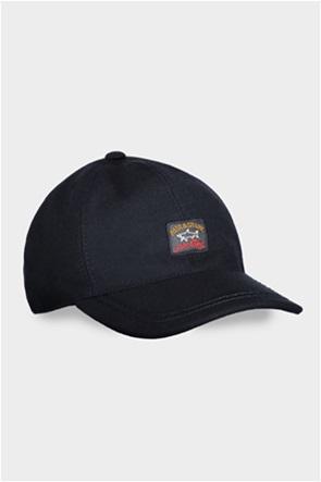 Paul&Shark ανδρικό καπέλο baseball με logo patch