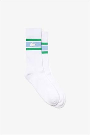 Lacoste unisex κάλτσες με ριγέ λεπτομέρεια