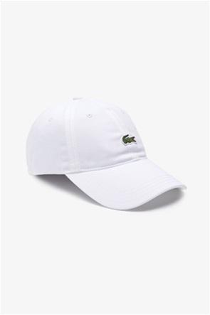 Lacoste ανδρικό καπέλο με κεντημένο λογότυπο ''Lacoste x Polaroid''
