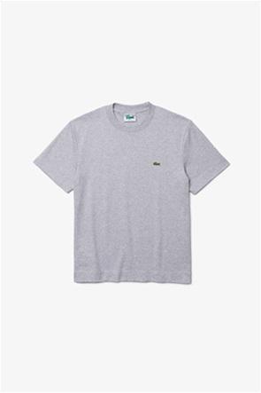 Lacoste unisex T-shirt μονόχρωμο