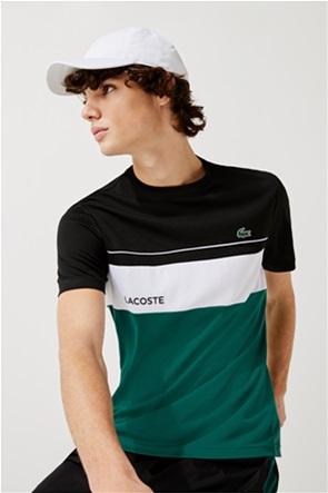 Lacoste ανδρικό T-shirt colourblocked