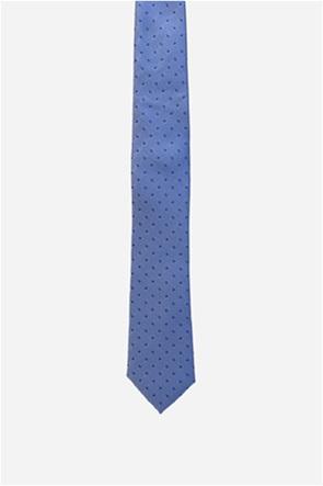 The Bostonians ανδρική γραβάτα με μικροσχέδιο