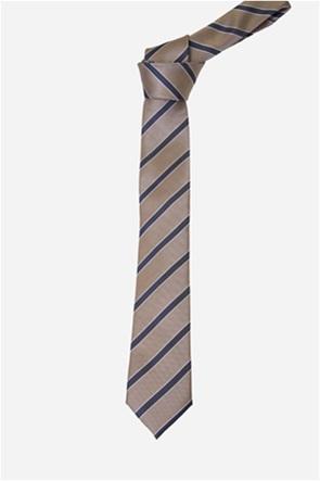 The Bostonians ανδρική γραβάτα με ρίγες