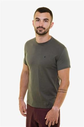The Bostonians ανδρικό T-shirt μονόχρωμο