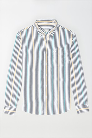 AE Poplin Button Up Shirt