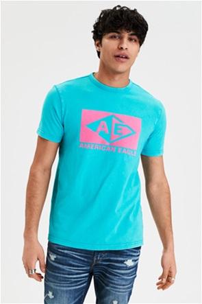 AE Flocked Graphic T-Shirt