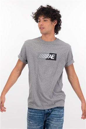 AE Heathered Graphic T-Shirt