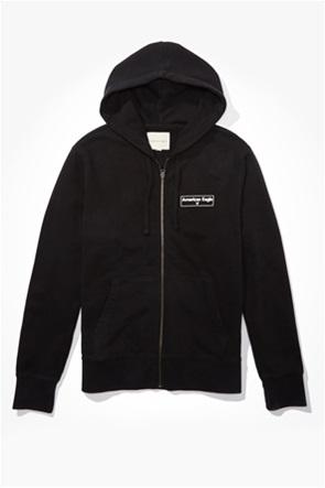 AE Branded Zip-Up Hoodie