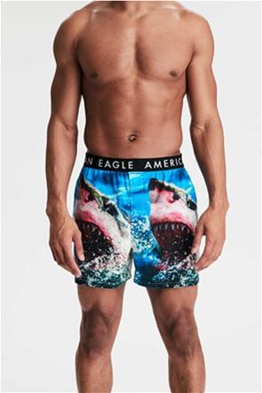 AEO Shark Attack Stretch Boxer Short