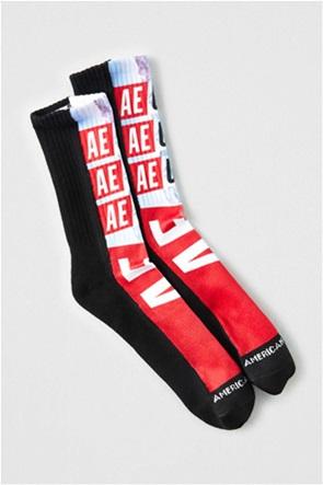 AEO Photo Real Crew Sock