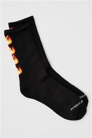 AEO Flame Crew Sock