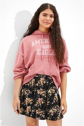 AE Printed Mini Skirt
