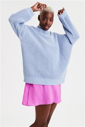 AE Mock Neck Oversized Sweater