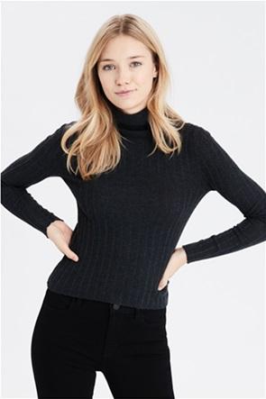 AE Bodycon Turtleneck Sweater