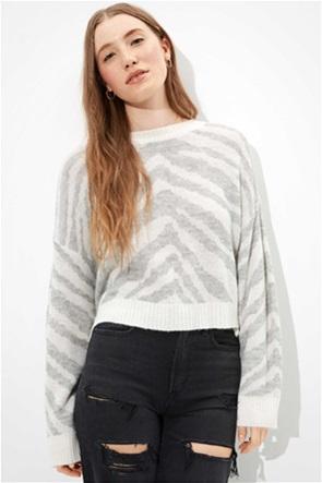 AE Tiger Crew Neck Sweater