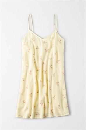 AE Tropical Mini Slip Dress