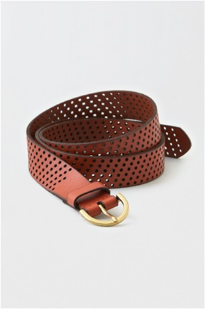 AEO Perforated D-Ring Belt