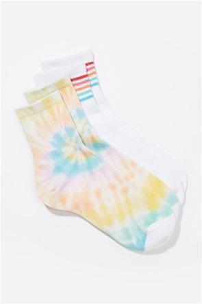 AE Tie-Dye Boyfriend Socks 2-Pack