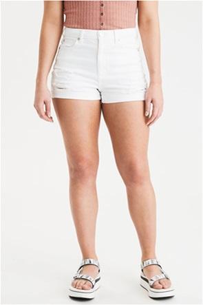 AE Curvy High-Waisted Short Short